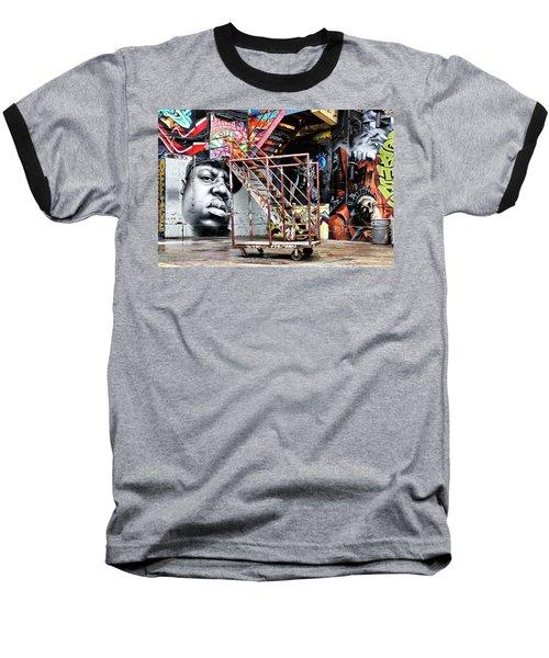 Street Portraiture Baseball T-Shirt