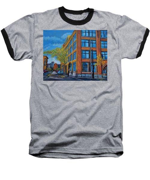 Street Study Montreal Baseball T-Shirt