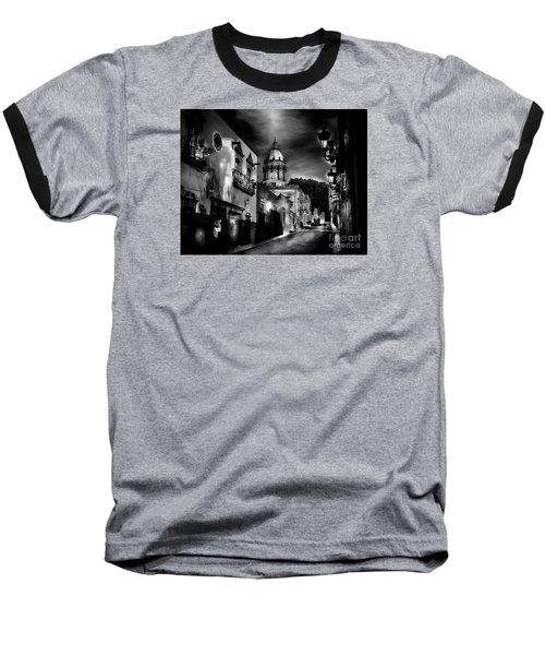 Street To The Nun's Church Baseball T-Shirt