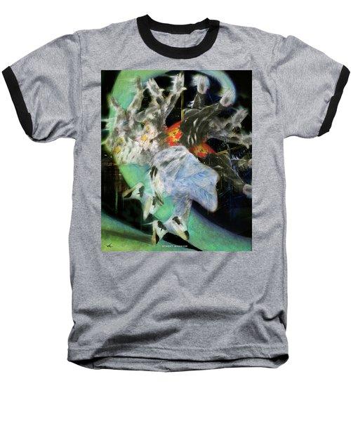 Street Warrior Baseball T-Shirt