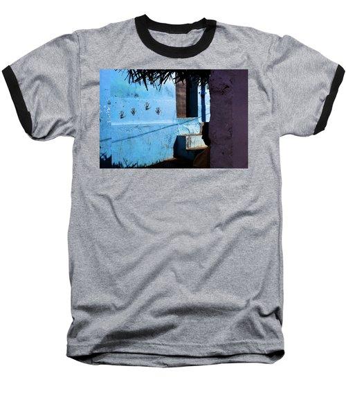 Streetcorner, Kanyakumari Baseball T-Shirt