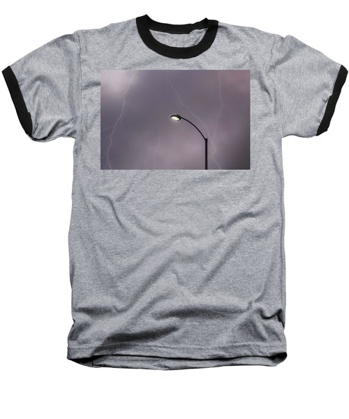 Streetlight Baseball T-Shirt
