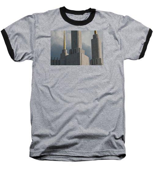 Strength And Power Baseball T-Shirt
