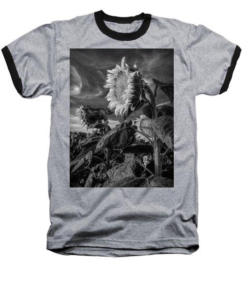 Strength Of A Sunflower Baseball T-Shirt
