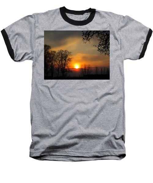 Striking Beauty Baseball T-Shirt