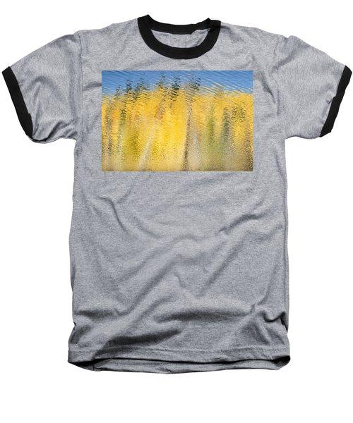 Striking Gold Baseball T-Shirt
