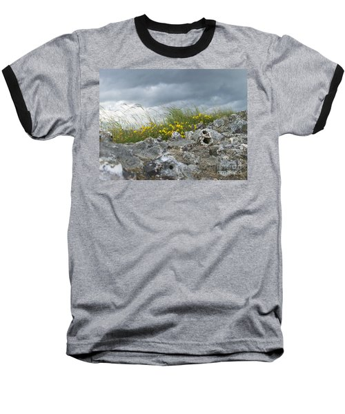 Striking Ruins Baseball T-Shirt