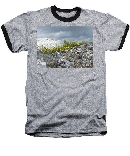 Striking Ruins Baseball T-Shirt