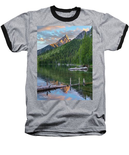 String Lake Baseball T-Shirt