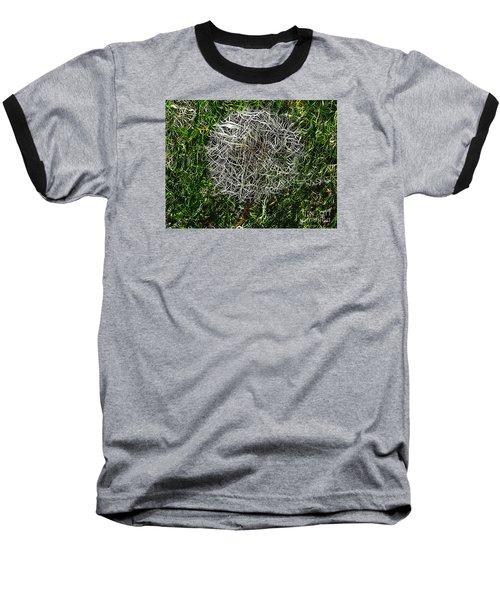String Theory Dandelion Baseball T-Shirt
