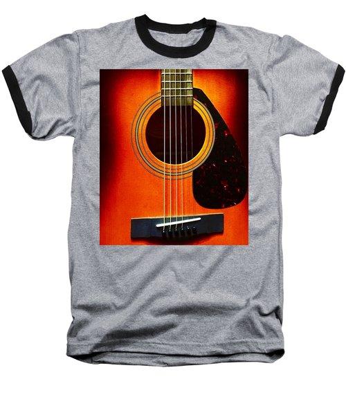 Strings  Baseball T-Shirt