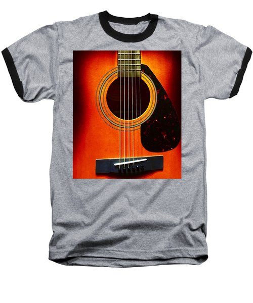 Strings  Baseball T-Shirt