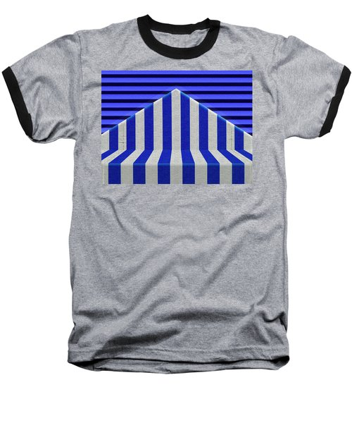 Stripes Baseball T-Shirt
