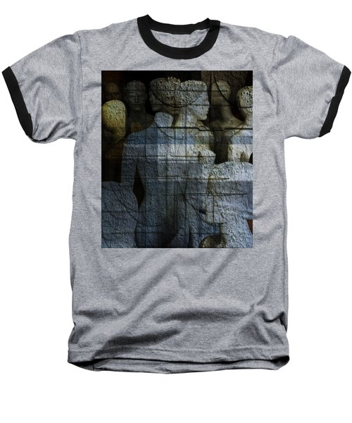 Strong, Fearless, Beautiful  Baseball T-Shirt