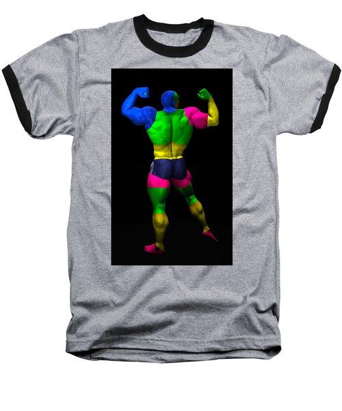Studio Man Render 10 Baseball T-Shirt