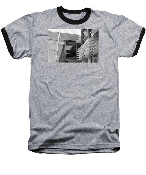 Structure Abstract 1 Baseball T-Shirt