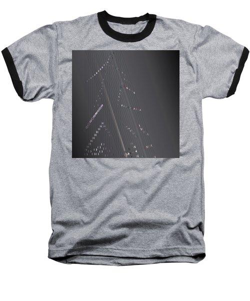 Strung Art Baseball T-Shirt