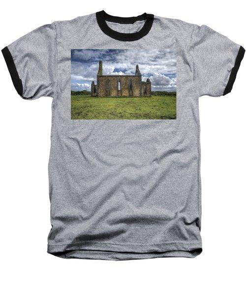 Stthomas Church In Aran Islands, Inis Mor Baseball T-Shirt