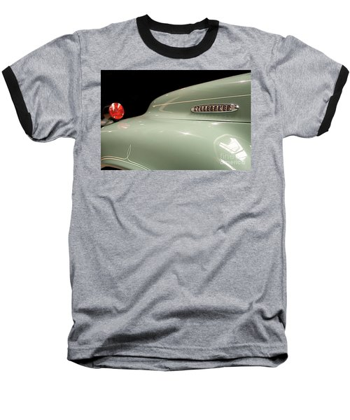 Baseball T-Shirt featuring the photograph Studebaker by Patricia Hofmeester
