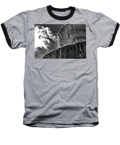 Students Fountain Baseball T-Shirt