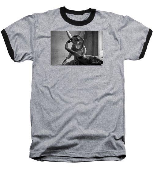 Cupid And Psyche Baseball T-Shirt