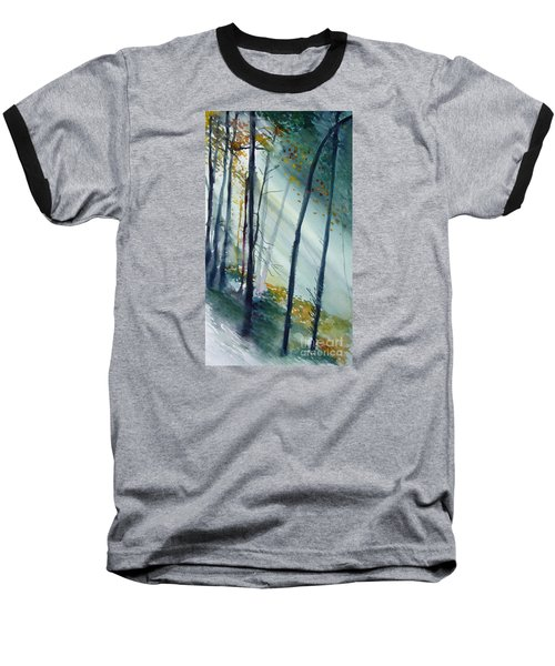 Study The Trees Baseball T-Shirt
