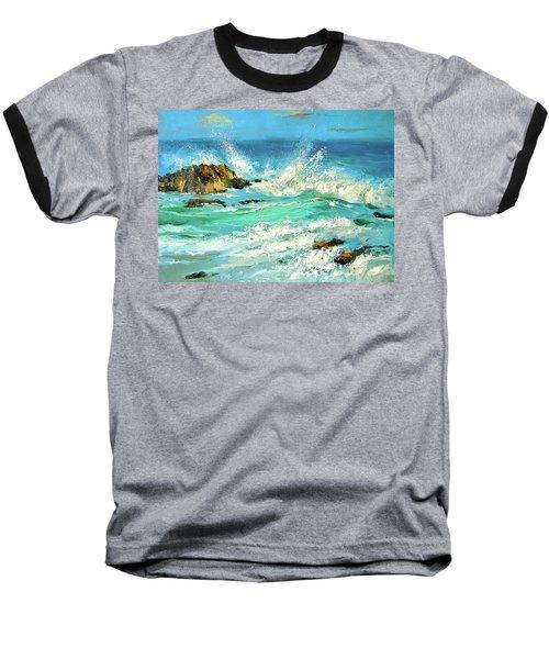 Study Wave Baseball T-Shirt