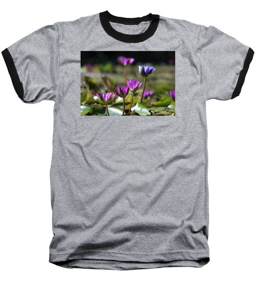 Baseball T-Shirt featuring the photograph Stuff Of Dreams by Suzanne Gaff
