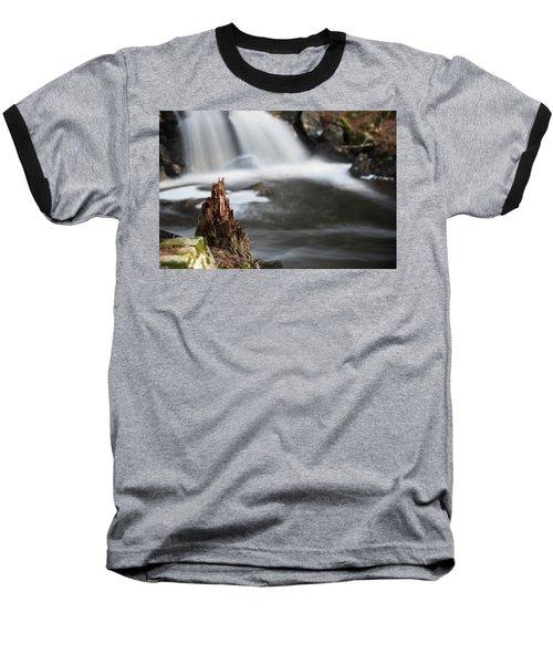Stumped At The Secret Waterfall Baseball T-Shirt