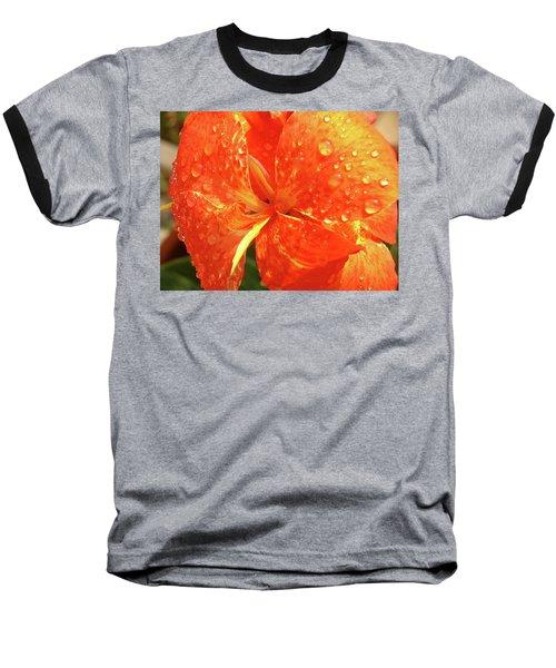 Stunning Canna Lily Baseball T-Shirt