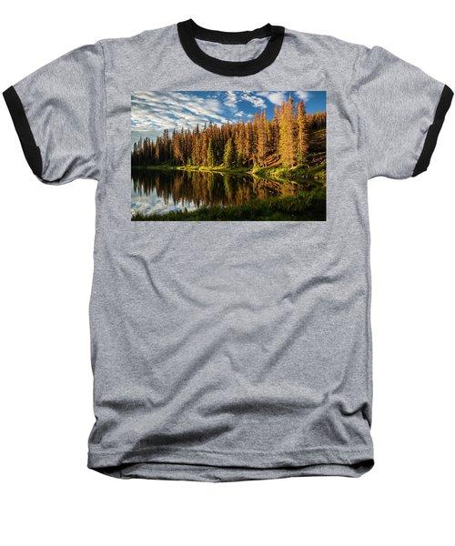 Stunning Sunrise Baseball T-Shirt