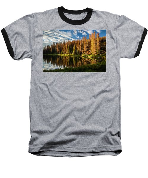 Stunning Sunrise Baseball T-Shirt