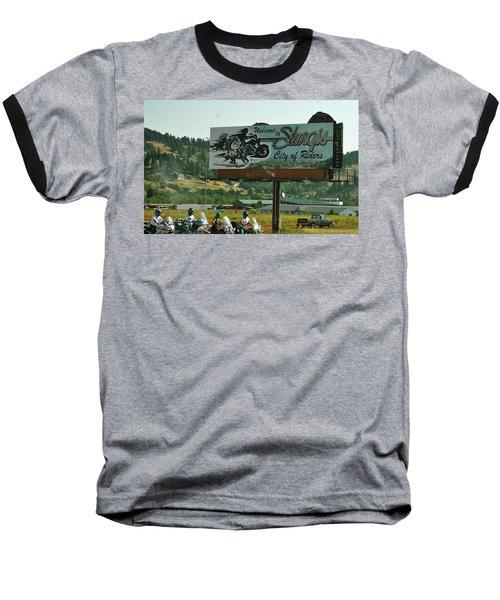 Sturgis City Of Riders Baseball T-Shirt