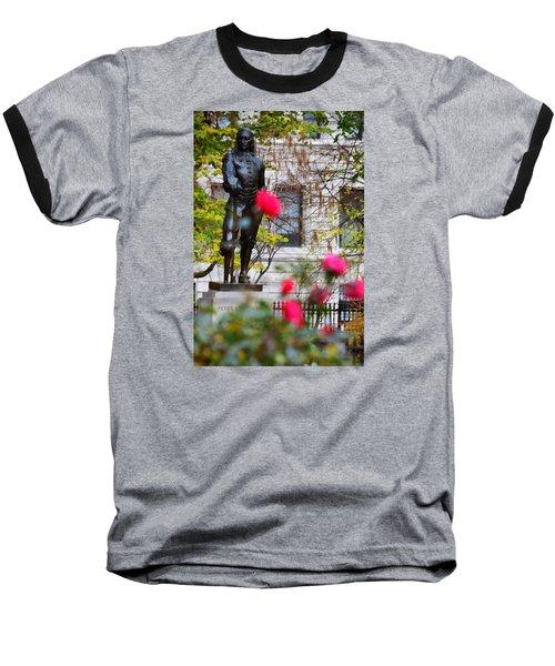 Stuyvesant Square Park Nyc  Baseball T-Shirt