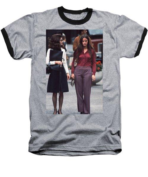 Stylish Dayton's Shoppers Baseball T-Shirt