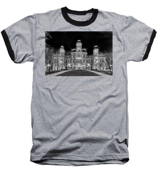 Su Hall Of Languages Baseball T-Shirt