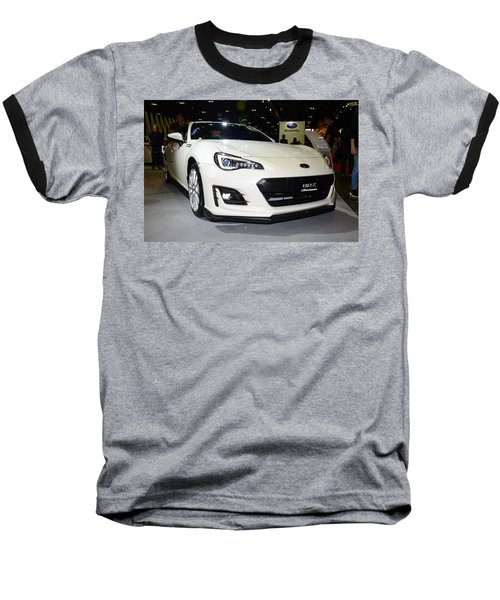 Subaru Brz Baseball T-Shirt