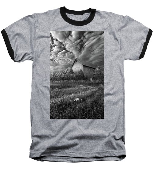 Baseball T-Shirt featuring the photograph Sublimity by Phil Koch