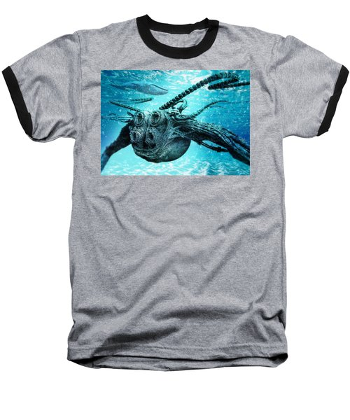 Submarine Baseball T-Shirt