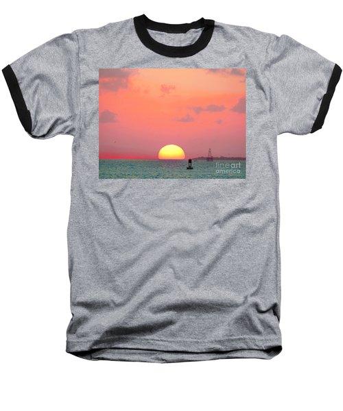 Submerge  Baseball T-Shirt