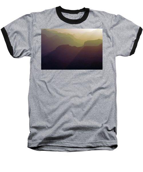 Subtle Silhouettes Baseball T-Shirt