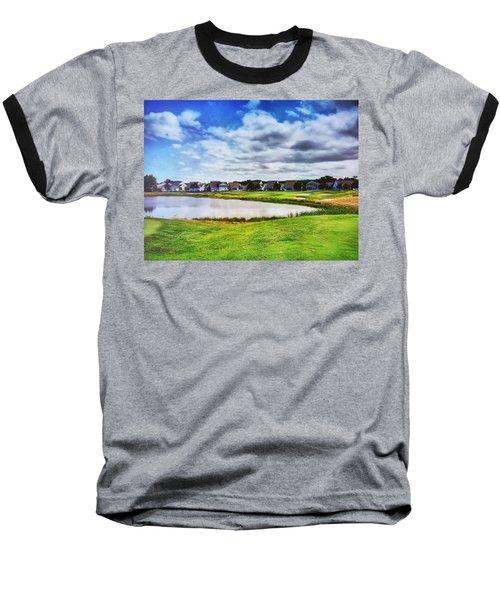 Suburbia Baseball T-Shirt