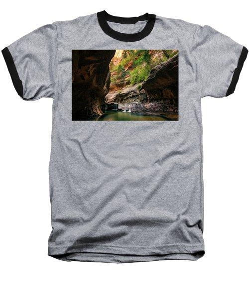Subway Canyon Baseball T-Shirt