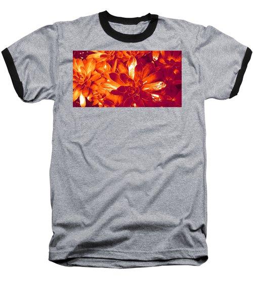 Succulents #1 Baseball T-Shirt