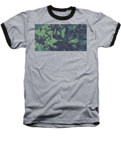 Succulents #2 Baseball T-Shirt