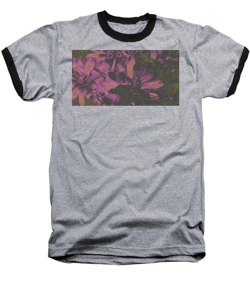 Succulents #3 Baseball T-Shirt