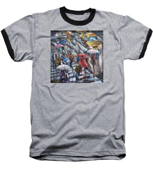 Sudden Rain II Baseball T-Shirt
