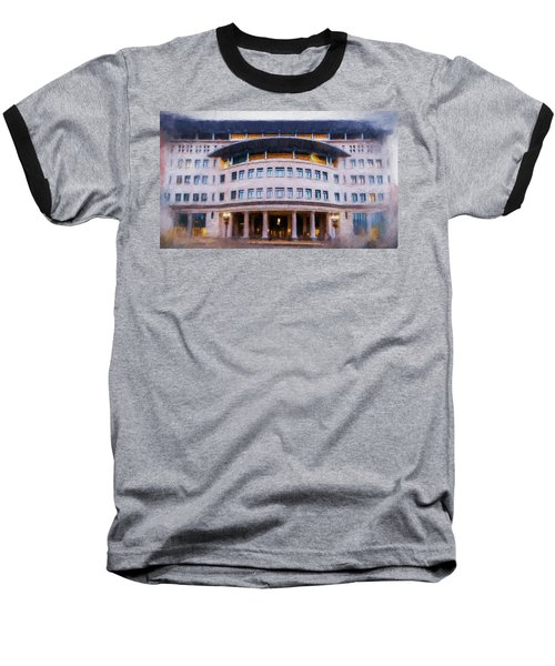 Suffolk Law School Baseball T-Shirt