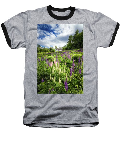Baseball T-Shirt featuring the photograph Sugar Hill by Robert Clifford