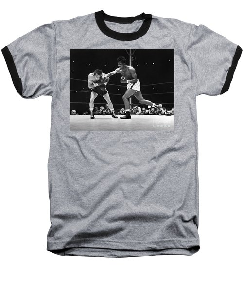Sugar Ray Robinson Baseball T-Shirt